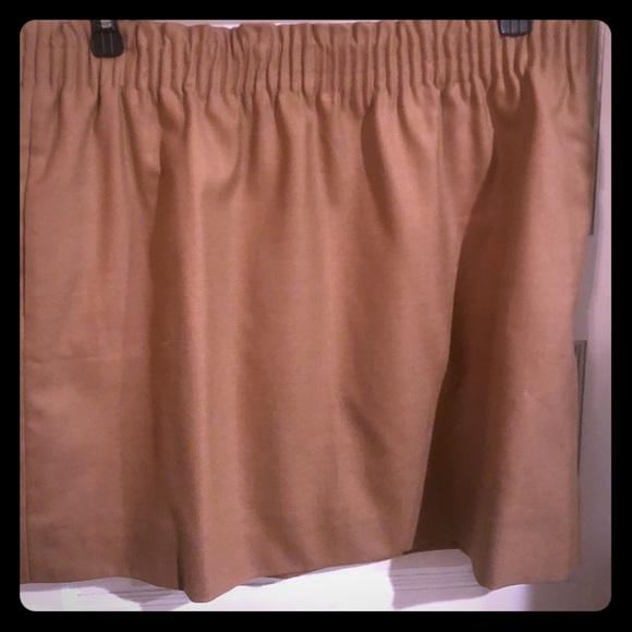 J. Crew Dresses & Skirts - J Crew wool blend skirt